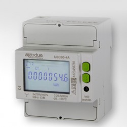 UEC80-3X, UEC80-4X - 80A three phase 3 or 4 wires energy counter