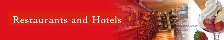 Restaurants & Hotles